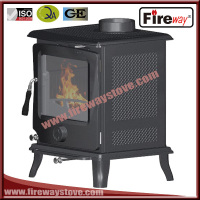 Fireway OEM service 95 kg cast iron wood burning stove for sale