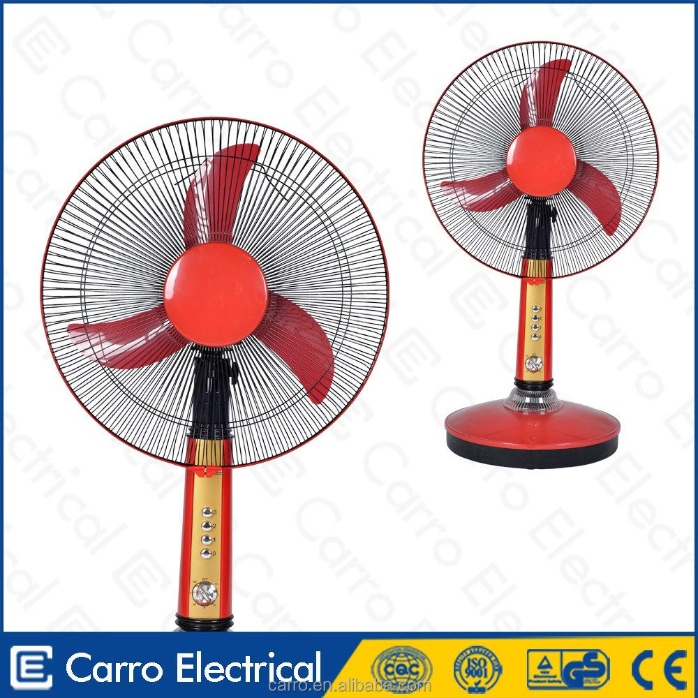 "Hot selling 12volt 16"" 15w ac dc brushless solar powered fans for camping"