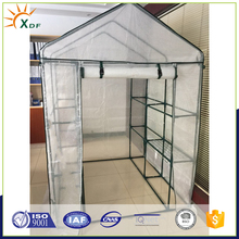 PE materials Agricultural Garden Greenhouse/hothouse/ conservatory with three layers