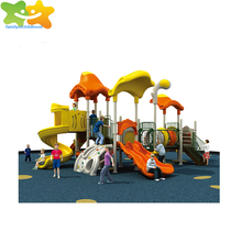 GS CE Approved outdoor slide padding play for playgrounds