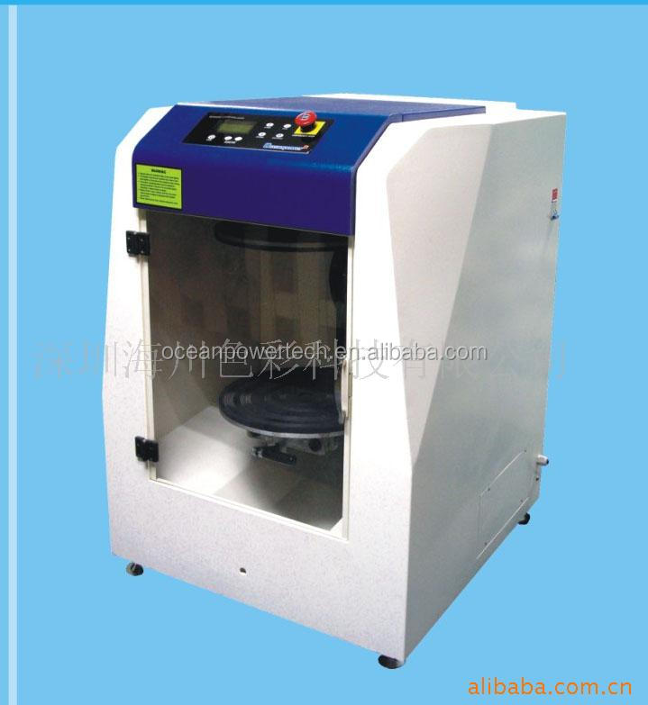 Paint color mixing machine / nail polish mixer / automatic gyroscopic coating colorant with concrete belt