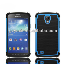 Football Texture Mobile Accessories For Samsung S4 Active i9295 Case