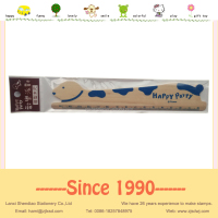 children wood educational tools wooden ruler 15cm 20cm 100cm