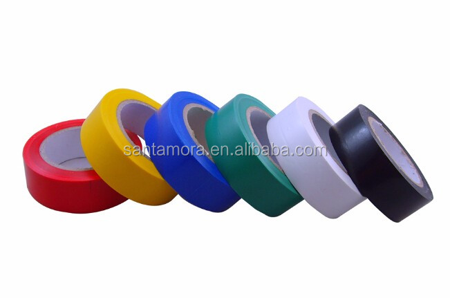 PVC 3M Vinyl Electrical Tape For Protecting Cable Coverings