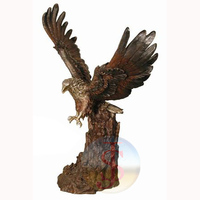 New design Large Eagle Statue with low price