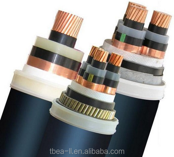 China best selling middle voltage power cable manufacturer price