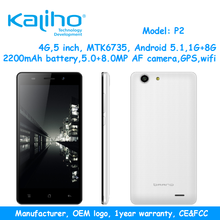 Factory price 4g latest china android lollipop smart phone