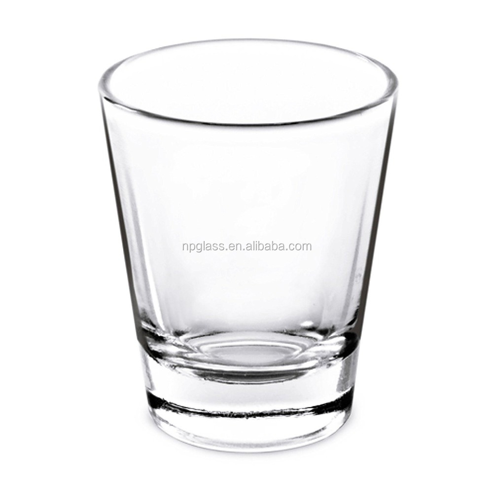 1.5 oz Whiskey Shot Glass