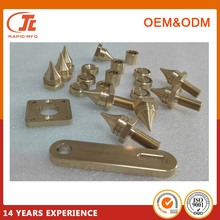 Brass ,Brone CNC machining parts / CNC machining lathe parts / Polish CNC machining Brass parts