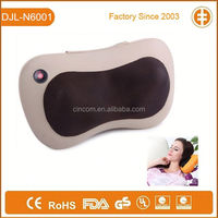 Environmental PU Material Kneading Massager For Home Car Office Use , Multiple-Use Massage Pillow