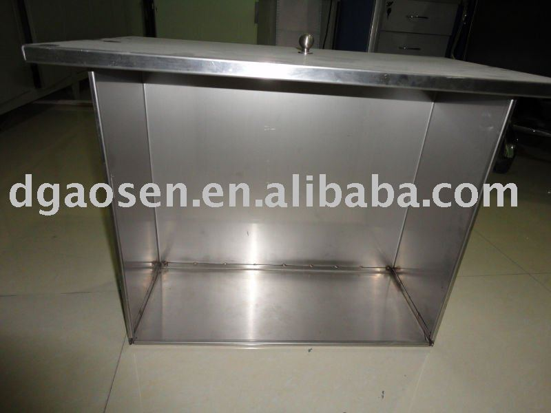 Stainless Steel Enclosure/metal box/electrical enclosure/