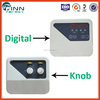 China factory knob, digital outside sauna heater control