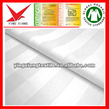 High yarn count and high density Fabric used for bed sheeting fabric