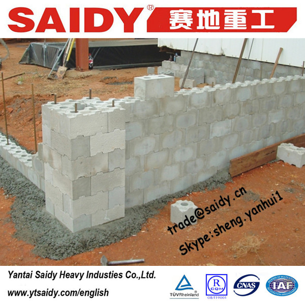 2016 fp30d saidy brand lightweight concrete wall panel for Foam concrete walls