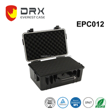 IP67 Shockproof Plastic Waterproof Dry Box Hard Equipment Case