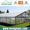 Big aluminum transparent marquee wedding party tent for sale in Guangzhou