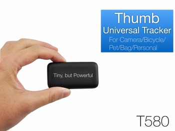 smallest gps tracker for camera / bicycle/ pet/ bag/ personal/ luggage