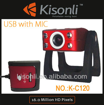 Low Price&High Definition usb Web Camera Driver For Windows 7