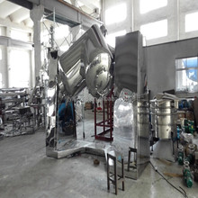 Industrial V shape dry powder mixer for chemical pharmaceutical food