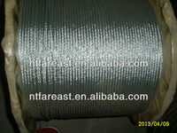 1x37 thin wire rope