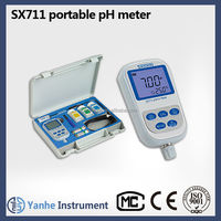 SX711 Portable PH ORP Meter Water