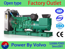 Volvo 100kw commercial diesel electric generators for sale