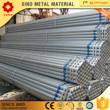 Q235 Stock Available standard length of galvanized pipe Standard Sizes threaded galvanized pipe 3 inch