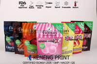 Accept Custom Order High Quality Gravure Printing Fashionable Printed Plastic Bags