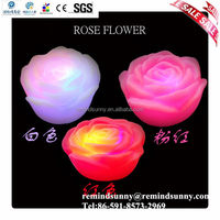 2014 New LED The Roses Colorful Luminous Toy Roses, LED Flower