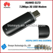 New Original HSDPA 7.2Mbps Unlock HUAWEI E173 USB Modem And 3G USB Modem