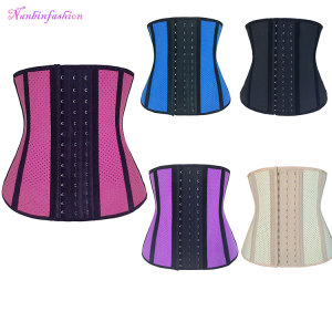Ann Chery Wholesale Plus Size Xxs - 6X Colombian Waist Trainer Latex Waist Shaper Cincher Corsest