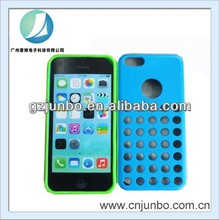2013 New Dot Sublimation Case for iphone 5C Paypal Accepted