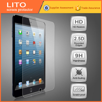free sample offer!!!HD transparent anti explosion for ipad mini 2 tablet screen guard