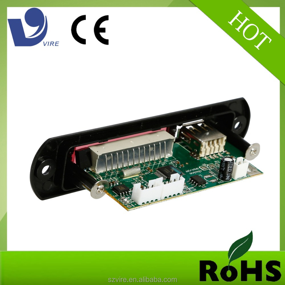 Highly custom pcb services audio power amplifier