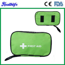 CE FDA Hand carry kit road side kit family first aid kit