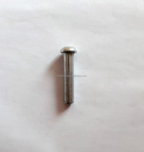solid round head steel rivets galvanized