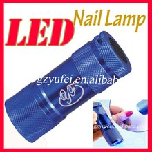 Professiona nail art products Curing Gel Polish Led Light /lamp 2012