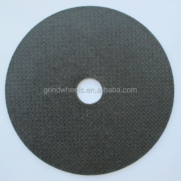 Resin bond cutting wheel 115x1.2/1.6/2/2.5/3x22 for metal with ISO9001