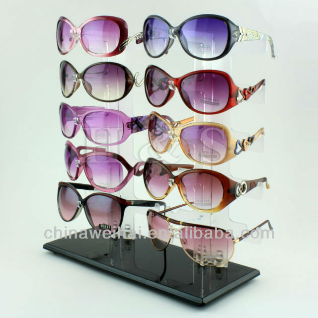 Acrylic Glasses Display Holder