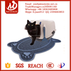 American Standard Pets Cat Litter Mat Large Kitty Mat Fibers Act as Best Litter Catcher to Trap