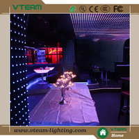 p35mm soft flxible mesh screen \\ starry sky ceiling for night