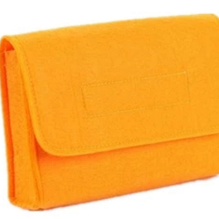 Hot for market elegant and simple felt storage bag