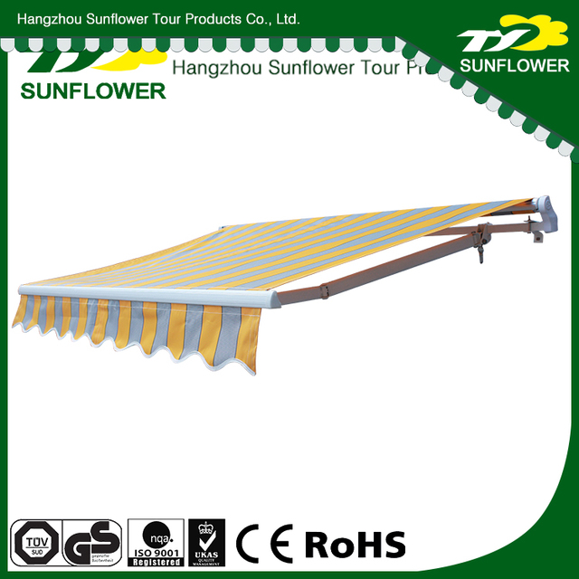 Top Sale Guaranteed Quality cheap half cassette folding arms awning