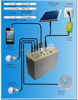 10w mini home use off grid solar power systems
