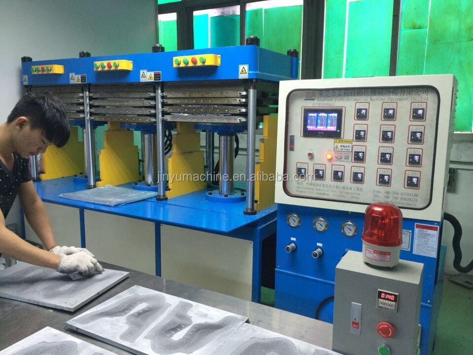 Fully automatic KPU shoe making machine/Mutil color TPU shoes making machine/KPU Moulding Machine