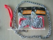 dog tie out chain