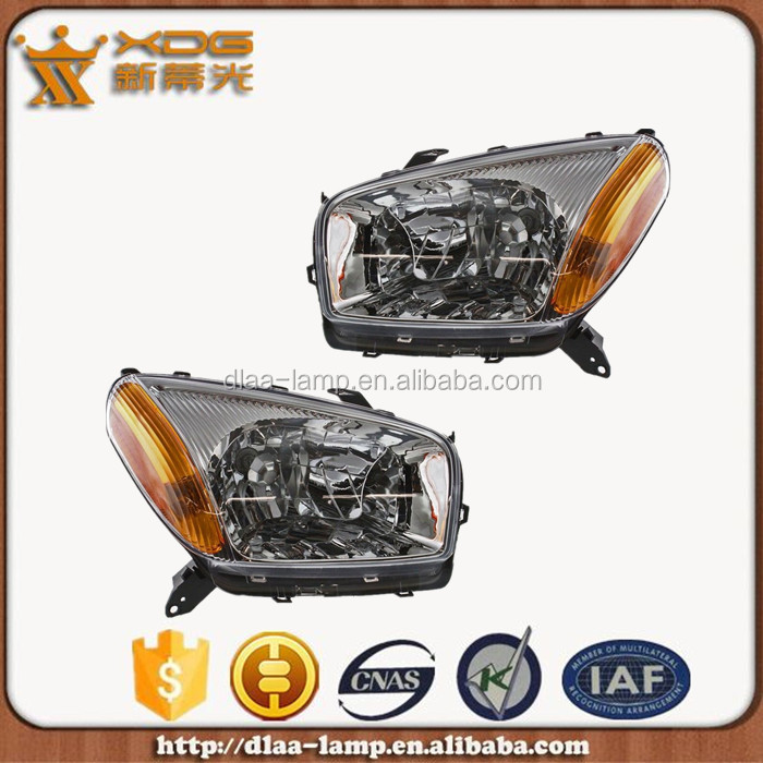 High quality auto electrical system headlight for RAV4 2001