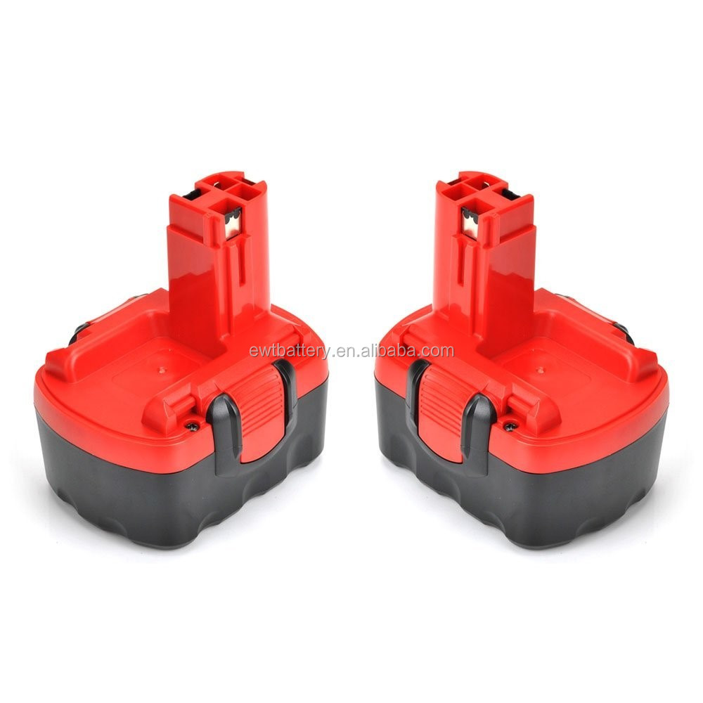 2000mAh 14.4V Power Tool Battery for BOS BAT038 BAT040 BAT140 14.4 Volt