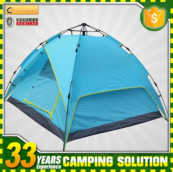 Luxury wind resistant camping tent for sale