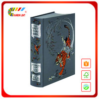 China book supplier a3 a4 a5 size cheap price hardcover book printing
